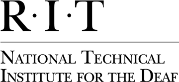 National Technical Institute for the Deaf at Rochester Institute of Technology